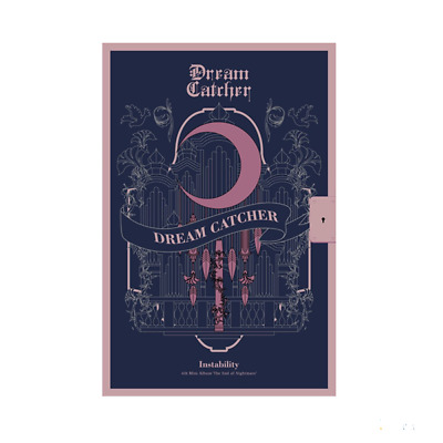 [Pre Order 7-15 Days] Dream Catcher - The End Of Nightmare ( Instability Ver. )