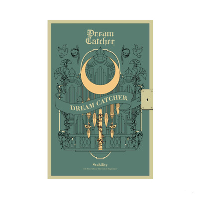 [Pre Order 7-15 Days] Dream Catcher - The End Of Nightmare ( Stability Ver. )