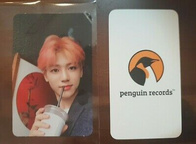 Nct Dream - 2Nd Mini Album We Go Up Jaemin Photo Card