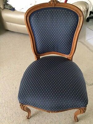 Antique chairs Louis XV armchairs x 2