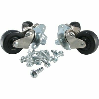 Ernie Ball Amp Casters Pop-In, Set of 4