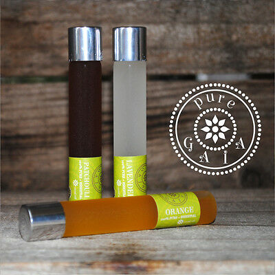 ESSENTIAL OIL 100% PURE  10ml BUY 3 GET 1 ORANGE FREE Over 50 oils available xo