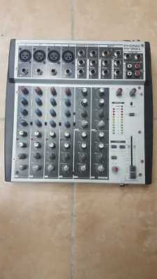 Phonic MM 1202 a - Mixer audio a 4 canali.