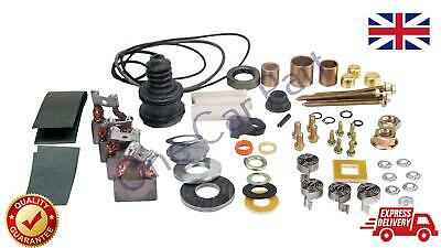 Starter Repair Kit Compatible With Case Cummins Caterpillar Delco Remy 42Mt