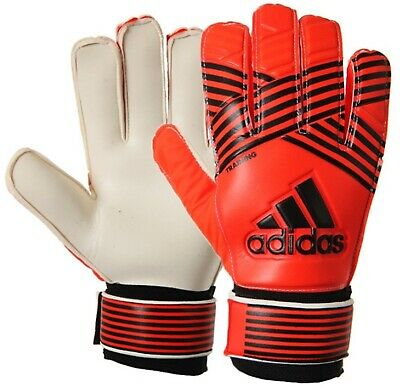 New Adidas Ace Goalkeeper Goalie Soccer Football Gloves - Orange