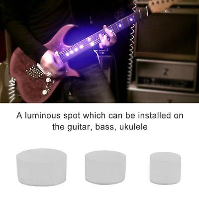 100Pcs Guitar Neck Luminous Fingerboard Dot for Electric Guitar Bass Ukulele DIY