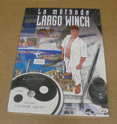 Francq - La Methode Largo Winch - Jean-Marc Lainé - Eo ( Ss Blister )