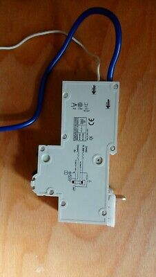 Crabtree Starbreaker RCBO 6 Amp 30ma Type B 61/b10630 Tested