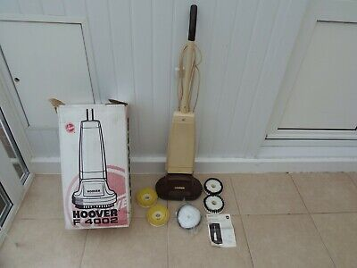 Hoover F4002 Shampooer Floor Scrubber Polisher Complete With Brushes Etc