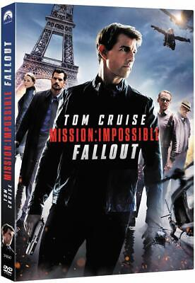 Mission Impossible Fallout  Dvd  Neuf Sous Cellophane