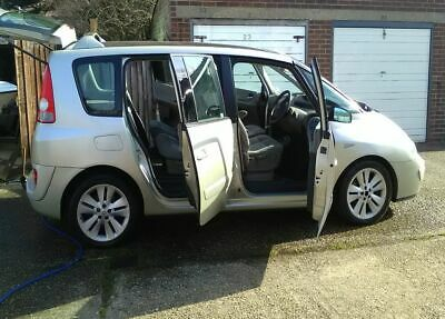 Renault Espace 3.0 DCI 7 seater