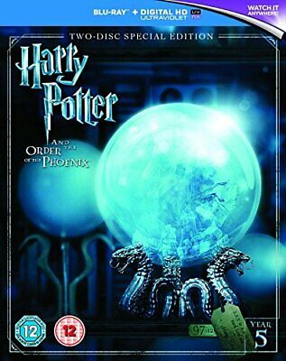 Harry Potter and the Order of the Phoenix (2016 Edition) [DVD][Region 2]