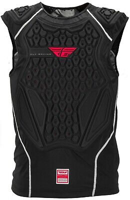 Motocross BMX MTB MX Off Road ATV Pullover Under Roost Guard Chest Protector NEW