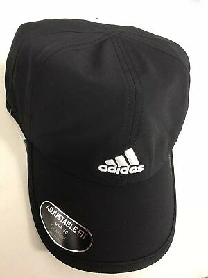 MENS ADIDAS ADIZERO Superlite Cap ClimaCool Hat Black Red Blue Gray ... d9a9eeaa80dc