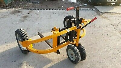 Probst pallet truck forks tines All / Rough terrain forklift trolley