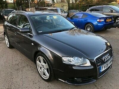 2008 Audi A4 Avant 2.0 Tdi 140 S Line M-T - 6 Stamps, 2F/owners, Climate, Lovely