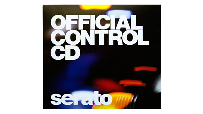 Serato Official Control CDs (Pair)