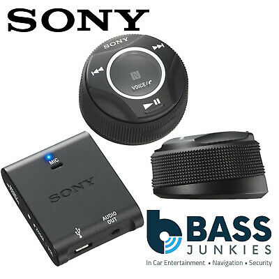 SONY RM-X7BT In Car Stereo Bluetooth Voice Control Remote Controller Commander