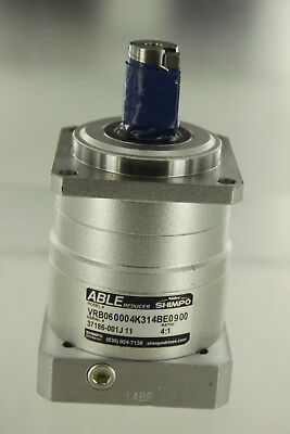Nidec Shimpo Vbr060 0004K314Be0900 Ratio 4:1 Able Reducer