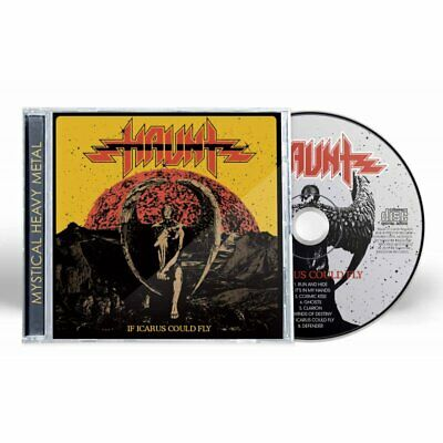 HAUNT - If Icarus Could Fly (NEW*US METAL KILLER*IRONFLAME*NIGHT DEMON)