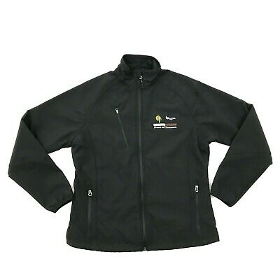 Port-Authority Womens Soft Shell Jacket Fleece Lined Thermal PORT OF TUCSON