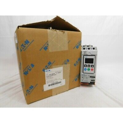 Eaton S811+N66P3S Reduced Voltage Soft Starter, Pump Control, 3Ph, 66A, 600VAC