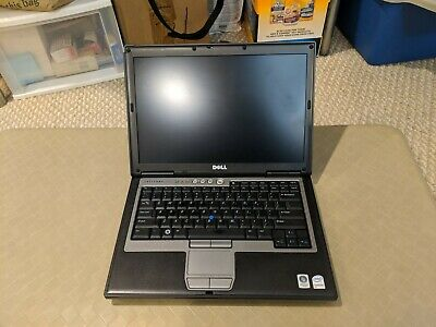 Dell Latitude D630 Centrino Duo 2Gb RAM - No HDD, No Power Adapter, PARTS ONLY