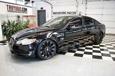 2009 XF NO RESERVE 2009 Jaguar XF Rebuildable Salvage Car Repairable Damaged Wrecked