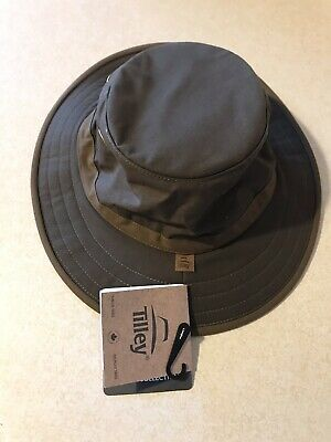 2c1bded4 TILLEY TWC7 OUTBACK Waxed Hat (size 60cm) - £50.00 | PicClick UK