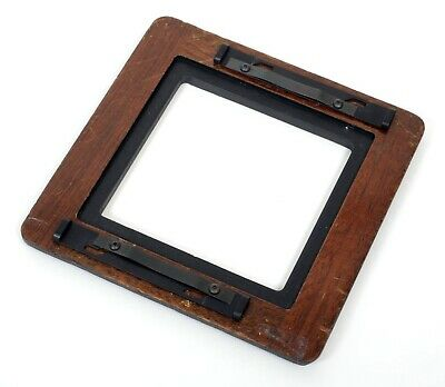 Deardorff 6X6 to Toyo Field / Canham 110X110mm Adapter Lens Board