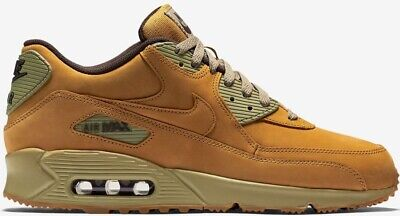 cheap for discount 56197 f5430 Nike Air Max 90 Winter Premium Wheat Bronze Size 4 Youth NEW