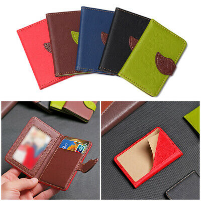 Accessory  Wallet Case Phone Card Holder Cellphone Pocket Pouch Holder Case