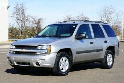 2005 Chevrolet Trailblazer LS 4x4 NO RESERVE SEE YouTube Video 2005 Chevrolet TrailBlazer LS 4WD NO RESERVE SEE YouTube Video