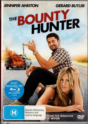 The Bounty Hunter - REGION 4 DVD - FREE POST!