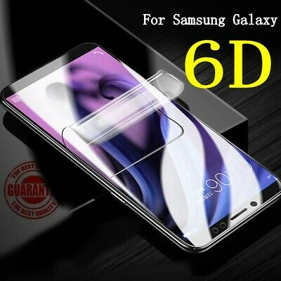 6D Full Cover Soft Film Screen Protector for Samsung Galaxy S10 S9Plus Lite Note