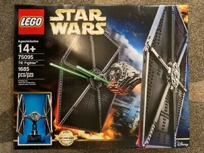 Lego Star Wars UCS Tie Fighter 75095 SEALED BRAND NEW