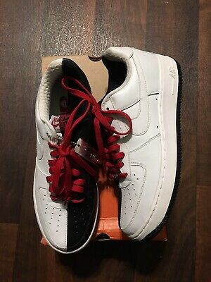 0e174bd7496 2006 NIKE AIR Force One 1 Premium Size US 9 Scarface 313641 101 Ready to  Ship