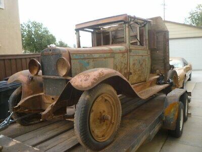 1930 Chevrolet Other Pickups  1930 Chevrolet Chevy Series ½-ton Flatbed Truck