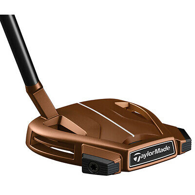 TaylorMade Spider X Putter - Left-Handed - Copper Small Slant w/Sightline - 3...
