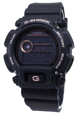 Casio G-Shock DW-9052GBX-1A4 DW9052GBX-1A4 Digital 200M Mens Watch
