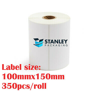 15x Direct Thermal Label 100x150mm 4x6 for Fastway AusPOST eParcel Startrack