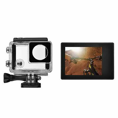 LCD Non-Touch Screen Genuine for GoPro Hero 3/4 With Waterproof Backdoor Case