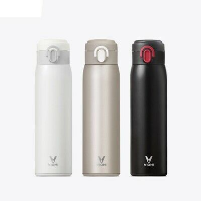 Xiaomi VIOMI 300/460ml Vacuum Insulated Cup Water Bottle Thermos