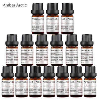 Essential Oils & Aromatherapy 10ml Essential Oil Drop Down Choose Scent