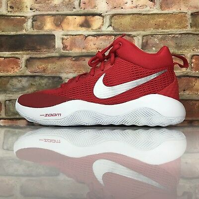 best service fb653 bf6c2 Nike Chaussures de Basketball Zoom Rev Tb Hommes Taille 10 University