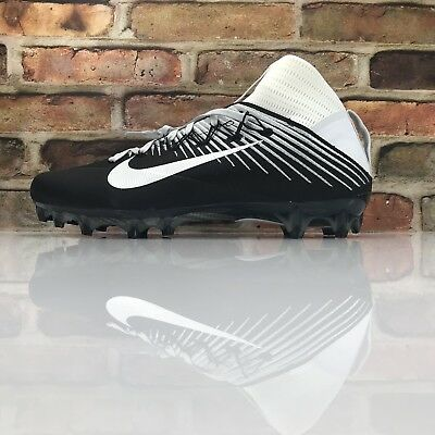 buy popular 38011 b8309 Nike Vapor Intouchable 2 Pf Football Cale Sz 10.5 Oreo Noir Blanc