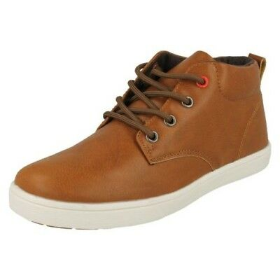 Boys JCDees Casual Lace Up Shoes
