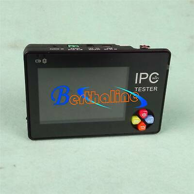 """3.5"""" Touch Screen Portable Wrist IP Analog Network Camera Tester 12V IPC-1600"""