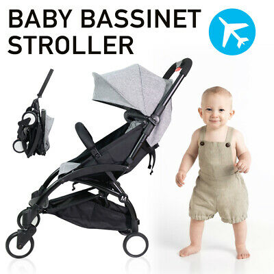 Compact Baby Toddler Stroller Newborn Folding Generic Jogger Pram Carry On Plane