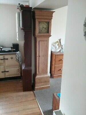 30 Hr Longcase Grandfather Clock William wise Wantage Maker Circa 1730